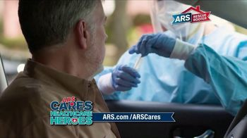 ARS Rescue Rooter TV Spot, 'ARS Cares: Healthcare Heroes' - Thumbnail 2