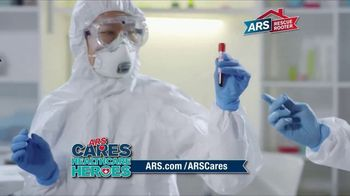ARS Rescue Rooter TV Spot, 'ARS Cares: Healthcare Heroes' - Thumbnail 3