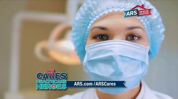 ARS Rescue Rooter TV Spot, 'ARS Cares: Healthcare Heroes' - Thumbnail 4