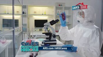 ARS Rescue Rooter TV Spot, 'ARS Cares: Healthcare Heroes' - Thumbnail 6