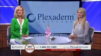 Plexaderm Skincare Memorial Day Special TV Spot, 'Hottest Videos: 50 Percent Off' - 29 commercial airings