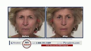 Plexaderm Skincare Memorial Day Special TV Spot, 'Hottest Videos: 50 Percent Off' - Thumbnail 8