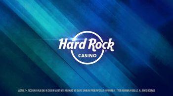Hard Rock Hotels & Casinos TV Spot, 'Grab Your Free Spins' - Thumbnail 1