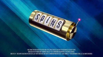 Hard Rock Hotels & Casinos TV Spot, 'Grab Your Free Spins' - Thumbnail 4