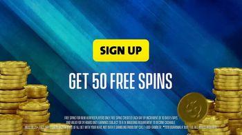 Hard Rock Hotels & Casinos TV Spot, 'Grab Your Free Spins' - Thumbnail 5
