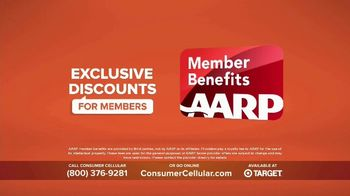 Consumer Cellular TV Spot, 'Superreal: Spring Into Savings' - Thumbnail 8