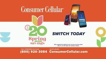Consumer Cellular TV Spot, 'Better Value: Fishing: Spring Into Savings' - Thumbnail 10