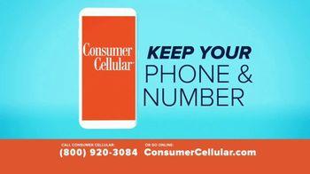 Consumer Cellular TV Spot, 'Better Value: Fishing: Spring Into Savings' - Thumbnail 5