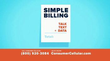 Consumer Cellular TV Spot, 'Better Value: Fishing: Spring Into Savings' - Thumbnail 7
