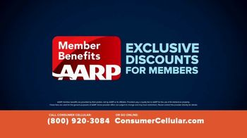 Consumer Cellular TV Spot, 'Better Value: Fishing: Spring Into Savings' - Thumbnail 8