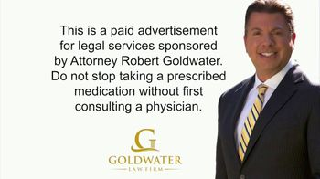 Goldwater Law Firm TV Spot, 'Elmiron: Vision Problems' - Thumbnail 3