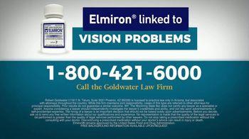 Goldwater Law Firm TV Spot, 'Elmiron: Vision Problems' - Thumbnail 8