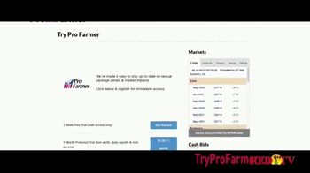 Pro Farmer TV Spot, 'Challenging Year' - Thumbnail 3