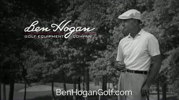 Ben Hogan Golf Equipment Company Players Combo Set TV Spot, 'Demanding Perfection' - Thumbnail 8