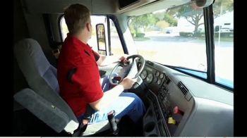 Roadmaster Drivers School TV Spot, 'Truck Drivers are Heroes' - Thumbnail 6