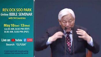 Christian Leaders Fellowship TV Spot, 'Online Bible Seminar' Song by Handel - Thumbnail 1