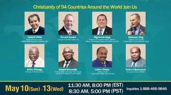 Christian Leaders Fellowship TV Spot, 'Online Bible Seminar' Song by Handel - Thumbnail 4