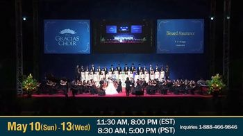 Christian Leaders Fellowship TV Spot, 'Online Bible Seminar' Song by Handel - Thumbnail 8