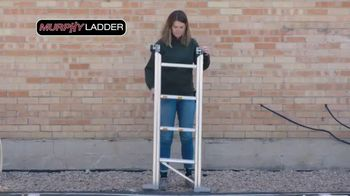 Murphy Ladder TV Spot, 'Easy to Carry' - Thumbnail 2