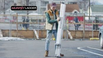 Murphy Ladder TV Spot, 'Easy to Carry'