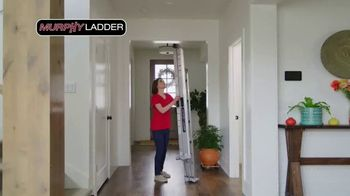 Murphy Ladder TV Spot, 'Easy to Carry' - Thumbnail 4