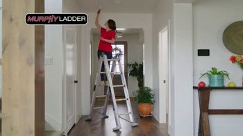 Murphy Ladder TV Spot, 'Easy to Carry' - Thumbnail 5