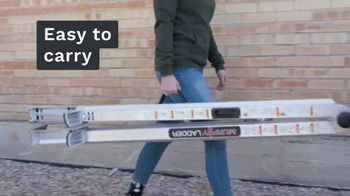 Murphy Ladder TV Spot, 'Easy to Carry' - Thumbnail 6