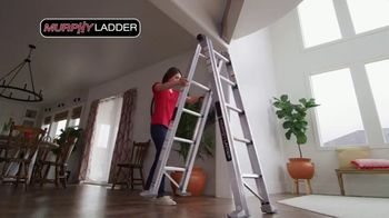 Murphy Ladder TV Spot, '3-in-1 Ladder'