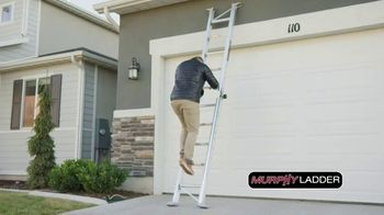 Murphy Ladder TV Spot, 'Lightweight and Portable'