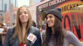 Burger King Spicy Nuggets TV Spot, 'Wait 'Til You Taste These' - Thumbnail 3