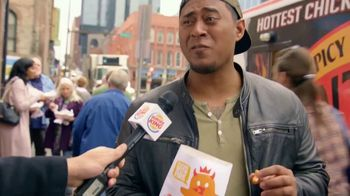 Burger King Spicy Nuggets TV Spot, 'Wait 'Til You Taste These' - Thumbnail 6