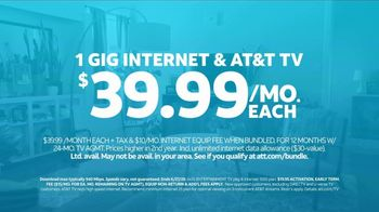 AT&T Fiber TV Spot, 'Working From Home: More Bandwidth and AT&T TV: Haircut Tutorial' - Thumbnail 10
