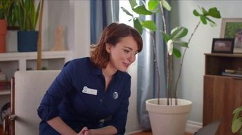 AT&T Fiber TV Spot, 'Working From Home: More Bandwidth and AT&T TV: Haircut Tutorial' - Thumbnail 6