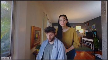 AT&T Fiber TV Spot, 'Working From Home: More Bandwidth and AT&T TV: Haircut Tutorial' - Thumbnail 7