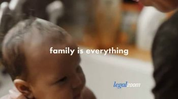 LegalZoom.com TV Spot, 'Family Is Everything' - Thumbnail 3