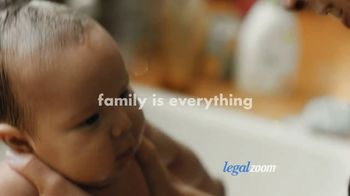 LegalZoom.com TV Spot, 'Family Is Everything: Baby Bath' - Thumbnail 2