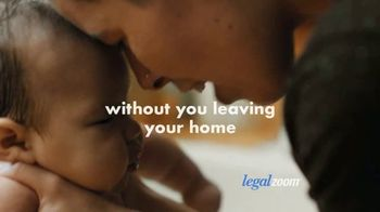 LegalZoom.com TV Spot, 'Family Is Everything: Baby Bath'