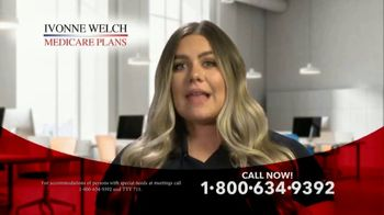 Ivonne Welch Medicare Plans TV Spot, 'Additional Benefits Available' - Thumbnail 10