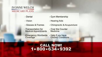 Ivonne Welch Medicare Plans TV Spot, 'Additional Benefits Available' - Thumbnail 3