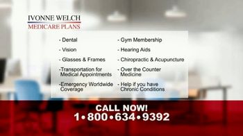 Ivonne Welch Medicare Plans TV Spot, 'Additional Benefits Available' - Thumbnail 4