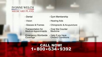 Ivonne Welch Medicare Plans TV Spot, 'Additional Benefits Available' - Thumbnail 5