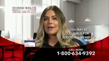 Ivonne Welch Medicare Plans TV Spot, 'Additional Benefits Available' - Thumbnail 9