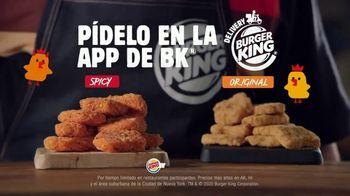 Burger King Spicy Nuggets TV Spot, 'Pídelo' [Spanish] - Thumbnail 7
