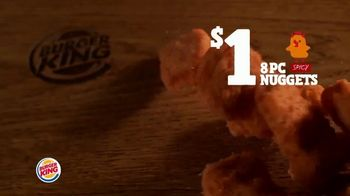 Burger King Spicy Nuggets TV Spot, 'Pídelo' [Spanish] - Thumbnail 3