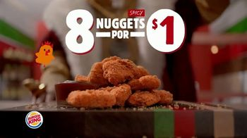 Burger King Spicy Nuggets TV Spot, 'Pídelo' [Spanish]