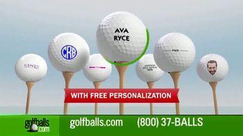 Golfballs.com TV Spot, 'Bridgestone Tour B Series: $39.95 & Free Personalization' Feat. Tiger Woods - Thumbnail 6