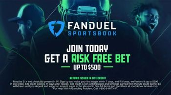 FanDuel Sportsbook TV Spot, 'More Is More' - Thumbnail 7