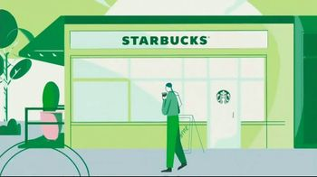 Starbucks App TV Spot, \'Welcome Back\'