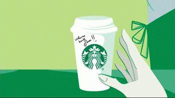 Starbucks App TV Spot, 'Welcome Back' - Thumbnail 9