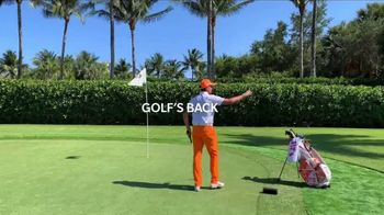 Farmers Insurance TV Spot, 'Crowd Control' Featuring Rickie Fowler - Thumbnail 5